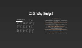 Copy of 02.08 Why Budget