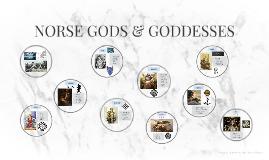 NORSE GODS & GODESSES