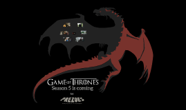Games of Thrones - ready for the 5th season?