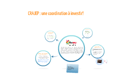 Copy of CRAJEP : une coordination à investir!