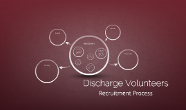 Discharge Volunteers