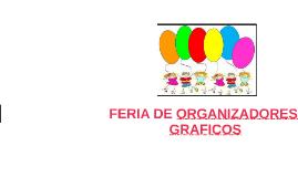 FERIA DE ORGANIZADORES