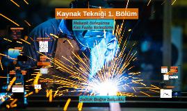 6 - Kaynak Tekniği: Bağlama ve Birleştirme, Mekanik Birleştirme Metotları, Katı Fazda Birleştirme