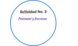Actividad No. 3