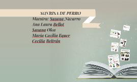 SONRISA DE PERRO