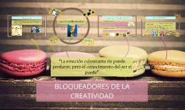 Copy of BLOQUEADORES DE LA CREATIVIDAD