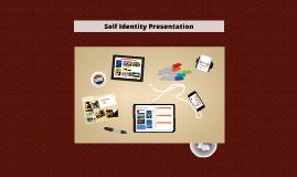 Self Identity Presentation