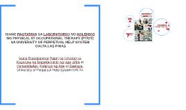 Copy of ISANG PAGTATAYA SA LABORATORYO NG KOLEHIYO NG PHYSICAL AT OC