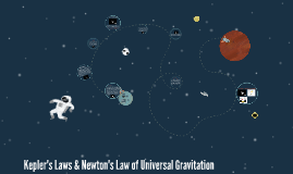 Unit 7: Kepler's Laws & Gravitation