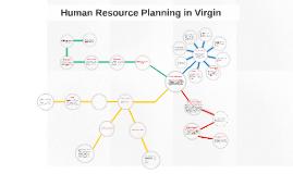 Human Resource Planning in Virgin