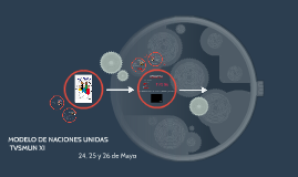 MODELO DE NACIONES UNIDAS TVSMUN XI