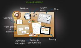 Kickoff NOMAD