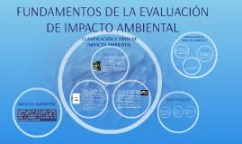 Copy of FUNDAMENTOS DE LA EVALUACIÓN DE IMPACTO AMBIENTAL