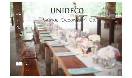 Copy of UNIDECO