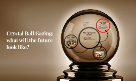 Crystal Ball Gazing: what will the future look like?