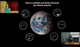 How to multiply and divide Decimals