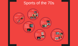 Sports of the 70s