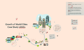 Growth of World Cities