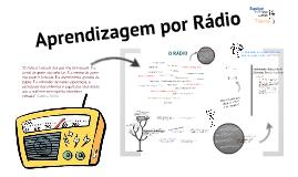Aprendizagem por Rádio