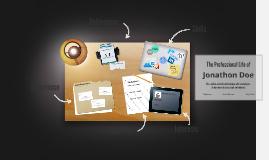 Desktop Prezumé by Ernst Chantal
