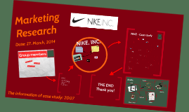 nike marketing mix essays View this essay on nike's marketing process marketing is generally defined marketing is generally defined as a social process through which individuals and.