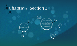 Chapter 7, Section 3