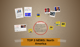 TOP 3 NEWS: North America