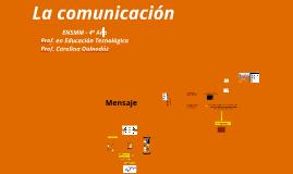 La transmisión de la información