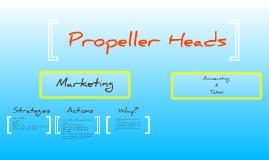 Propeller Heads Business Plan
