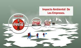 impacto ambiental  de las empresas