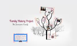 Copy of Liz Iannacone's Family Project