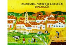 Semestre: periodo de ejecución evalaución