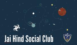 Jai Hind Social Club