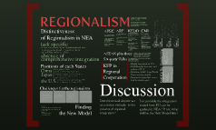 Regionalism in NEA