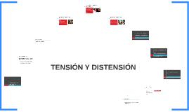 TENSIÓN Y DISTENSIÓN EN LA EDICIÓN