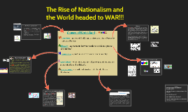 The Rise of Nationalism and a World