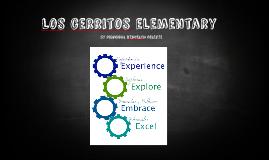 Los Cerritos Elementary Board Presentation
