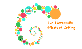 Copy of The Therapeutic Effects of Writing and Journaling