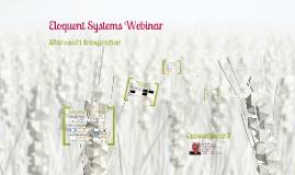 Webinar - Microsoft Integration (2013) [with audio]