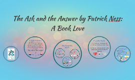 The Ask and the Answer by Patrick Ness: A Book Love