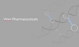 Copy of Vitex Pharmaceuticals