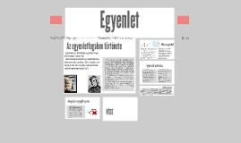 Copy of Egyenlet