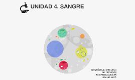 UNIDAD 4. SANGRE