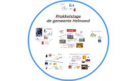Prokkelstage: de gemeente Helmond
