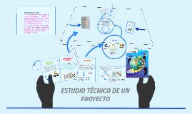Copy of ESTUDIO TECNICO DE UN PROYECTO