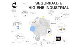 Copy of SEGURIDAD E HIGIENE INDUSTRIAL