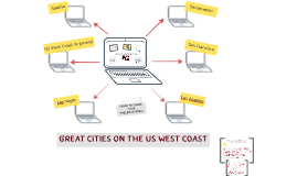 Great Cities on the US West Coast - Students