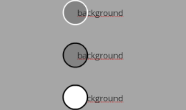 Copy of black and white circle CSS demo