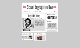 No more school segregation