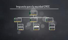 Copy of Impuesto para la equidad CREE